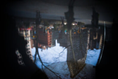 Sandra Gibson and Luis Recoder, 'Topsy-Turvy: A Camera Obscura Installation', 2013