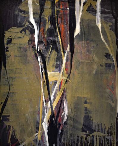 Tom Lieber, 'Tan Over Black', 2014