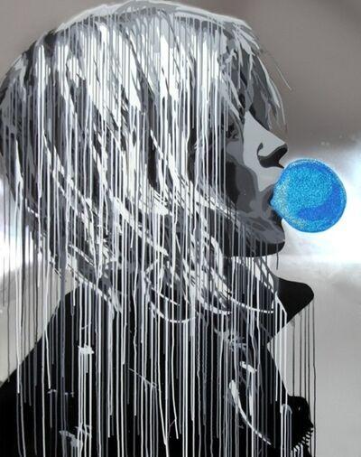 Hijack, 'Bubble Gum Girl', 2017