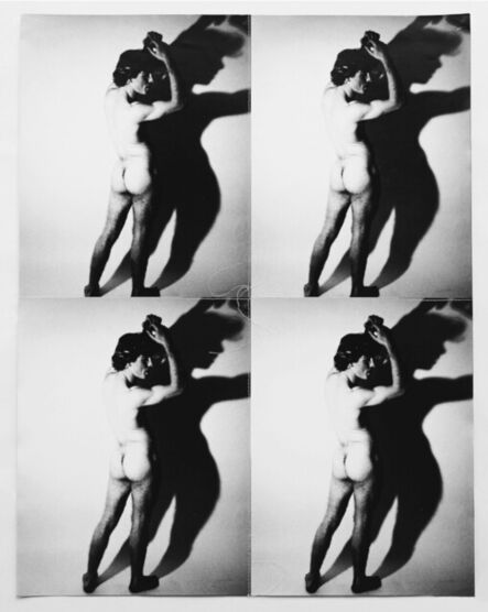 Andy Warhol, 'Male Nude', 1987