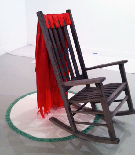Carole Loeffler, 'occurrences of introspection', 2013