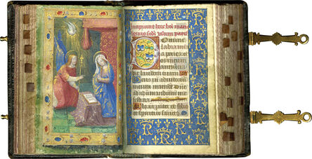 Master of the Chronique Scandaleuse, 'The Petites Heures of Charles VIII, King of France (r. 1483-1498) ', c. 1490-1493 (before 1494)