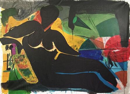 Frank Schroeder, 'Black Goddess'