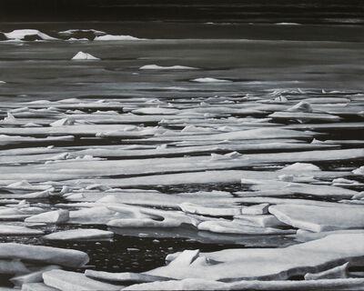 Lisa Lebofsky, 'Frozen Lagoon', 2010
