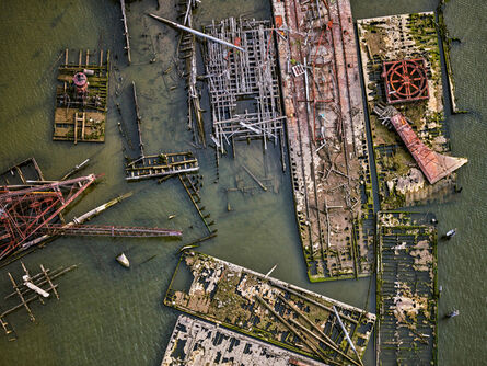 Jeffrey Milstein, 'Newark Bay 3, NJ', 2017