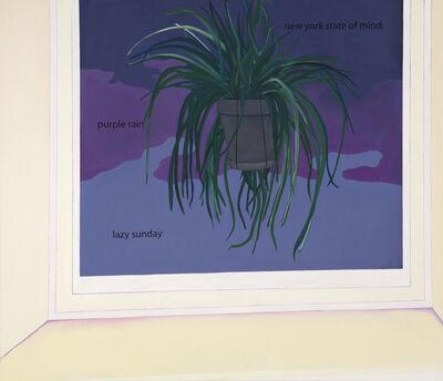Purdy Eaton, 'Lazy Sunday', 2016