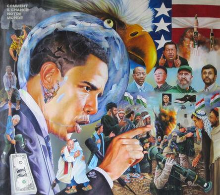 JP Mika, 'Comment il change notre monde', 2009