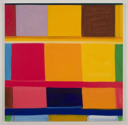 Stanley Whitney, 'Lightnin', 2009