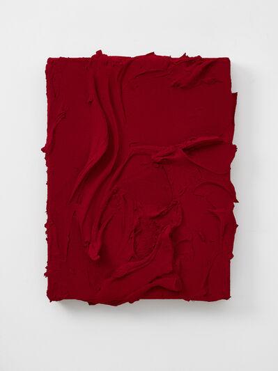 Jason Martin, 'Thysia (Quinacridone red / Quinacridone scarlet)', 2015