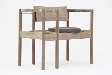 Anne Dorthe Vester & Maria Bruun, 'The Seating 1 1/2', 2016