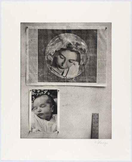 William Kentridge, 'Studio Life: Felicia, Ida, Felicia', 2020