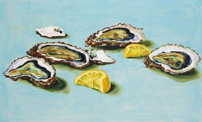 Cornelius Völker, 'Oysters', 2002