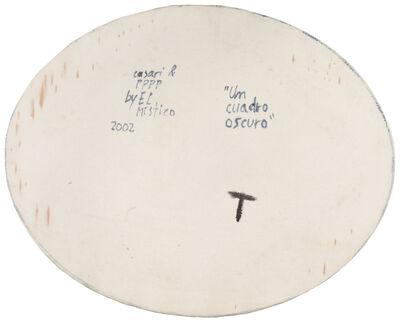 Alberto Casari, 'Un cuadro, firmado y titulado por EM', 2002