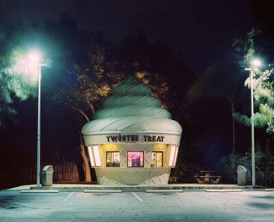 Rachel Louise Brown, 'Ice Cream Stand. Stuart.', 2015