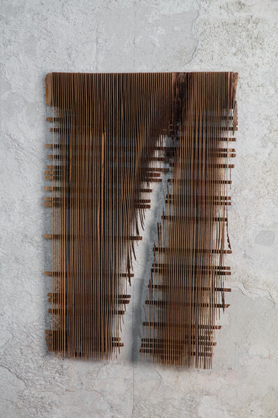 Herbert Golser, 'free cut', 2016