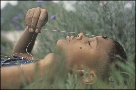 Gordon Parks, 'Boy with June Bug, Fort Scott, Kansas', 1963