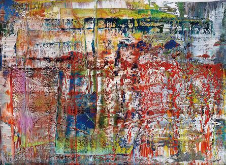 Gerhard Richter, 'Abstraktes Bild (P1)', 1990/2013