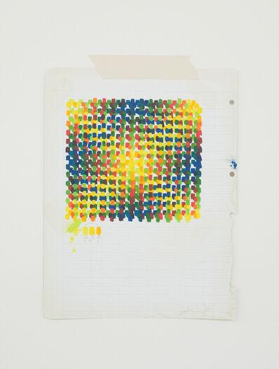 Mauro Piva, 'Homenagem - Teste de cores imaginário (J. LeParc)', 2017