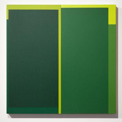 Richard Wilson (b.1944), 'Holt', 2017