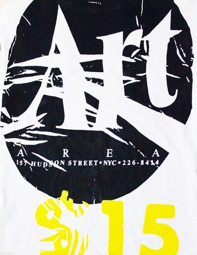 Andy Warhol, 'Art 15$', ca. 1985