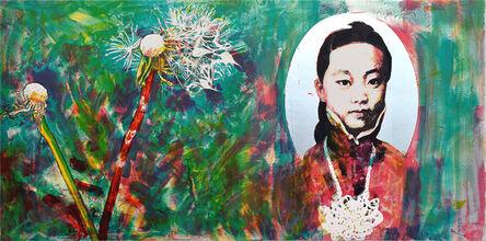 Hung Liu 刘虹, 'Scattered Seed II', 2015