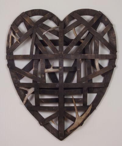 Joe Brubaker, 'Black Heart', 2017