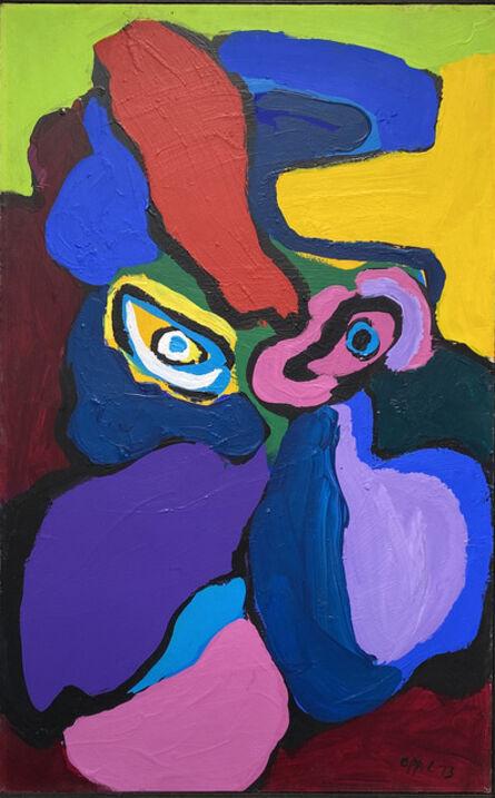 Karel Appel, 'Figure', 1973