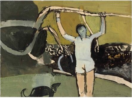 Keith Vaughan, 'Trees III', 1950