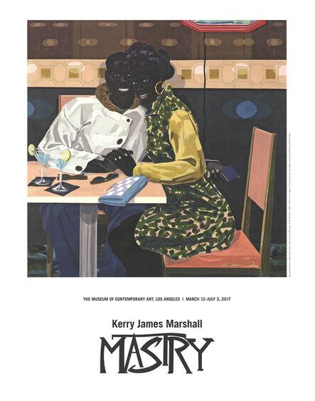 Kerry James Marshall, 'Untitled (Club Couple 2014)', 2017