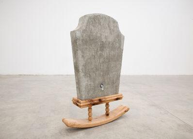 Raul de Lara, 'Inflatable Tombstone / Ghost Of Pepe', 2019