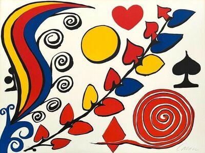 Alexander Calder, 'La Fleur (The Flower)', 1975