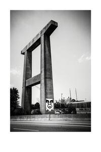 Jon Furlong, 'Old Bridge Icon', 2015