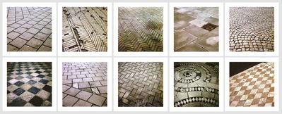 Jan Dibbets, 'Stones', 2004