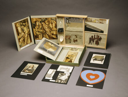 Marcel Duchamp, 'Boîte-en-Valise (Box in a Suitcase)', 1961