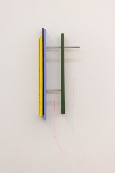 Ingunn Fjóla Ingþórsdóttir, 'Painted Angles (Broken Line)', 2017