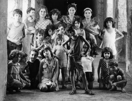 Mimmo Jodice, 'Il ventre del colera, Ercolano', 1972