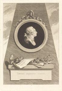 Augustin de Saint-Aubin after Piat Joseph Sauvage, 'Comte de Buffon', 1798