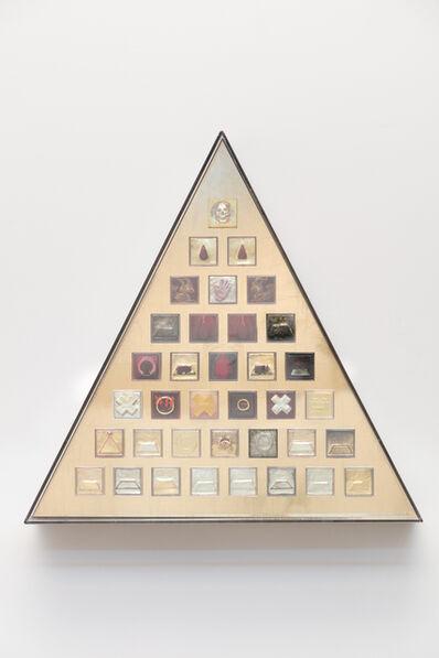 Jonathan Saiz, 'Sacrificial Gold', 2020