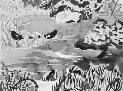 Carl Baratta, 'Bronson Trail Heading East', 2020
