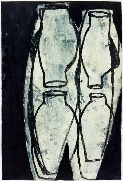 Ulrike Michaelis, '8 Vasen (8 vases)', 1997