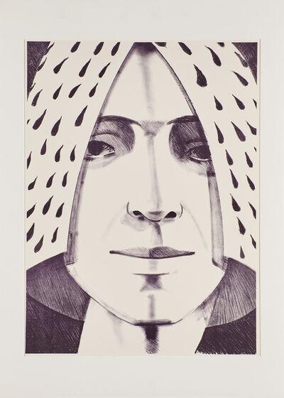Alex Katz, 'Skowhegan Costume Ball', 1969