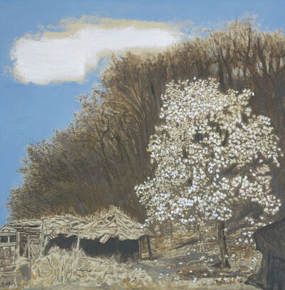 Jang Sup Son, 'The Old Woman Left, But Spring Returned Once Again', 2009