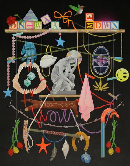 Casey Gray, 'DNT WAY ME DWN', 2016