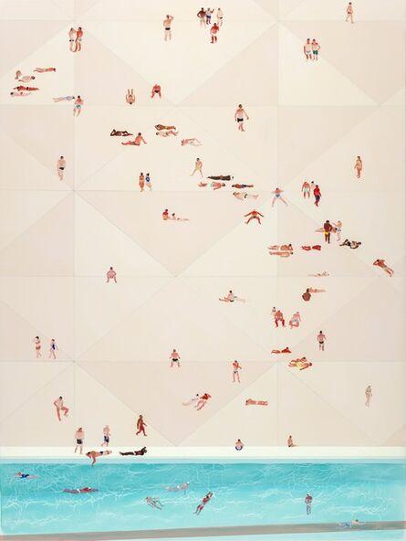 Yang-Tsung Fan, 'Tanned Tiles ', 2015