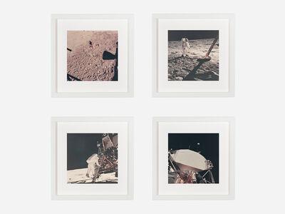 NASA, 'Set of 20 Photographs from the Apollo 11 Lunar Landing', 1969
