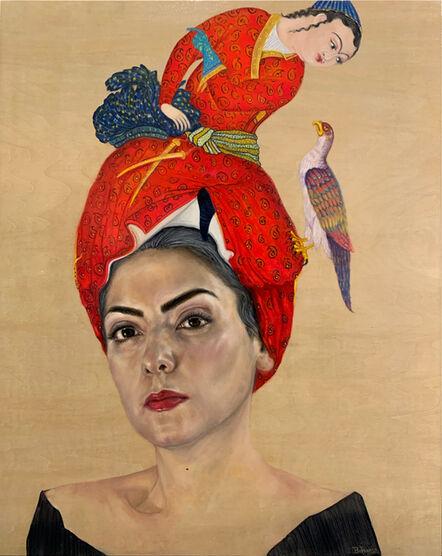 Bahar Sabzevari, 'Untitled (Crown Series)', 2020