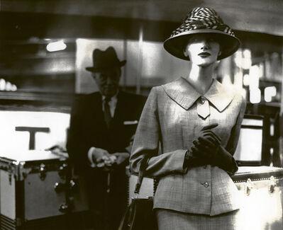 Lillian Bassman, 'Sunny Harnett, Harper's Bazaar', ca. 1950