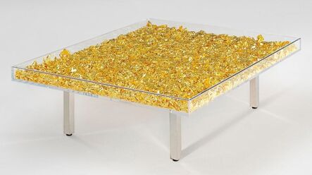 Yves Klein, 'Table d'Or (Golden Table)', 1963