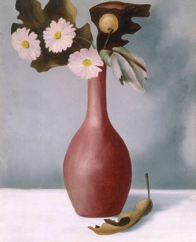 Ida O'Keeffe, 'Peach-Blown Vase', 1927