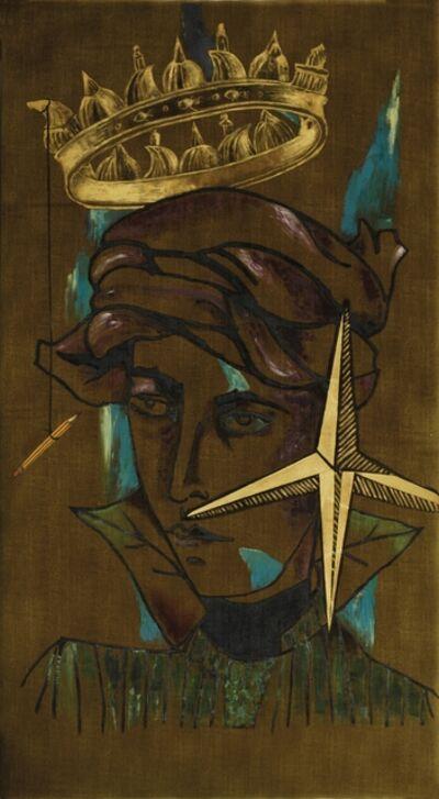 Anju Dodiya, 'CORONATION-II', 2004